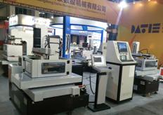 广东大铁受邀参加第11届东莞模具制造机械展